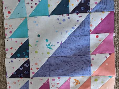 Sew Along Block H