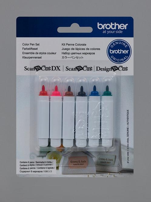 Scan n Cut - Colour Pen Set