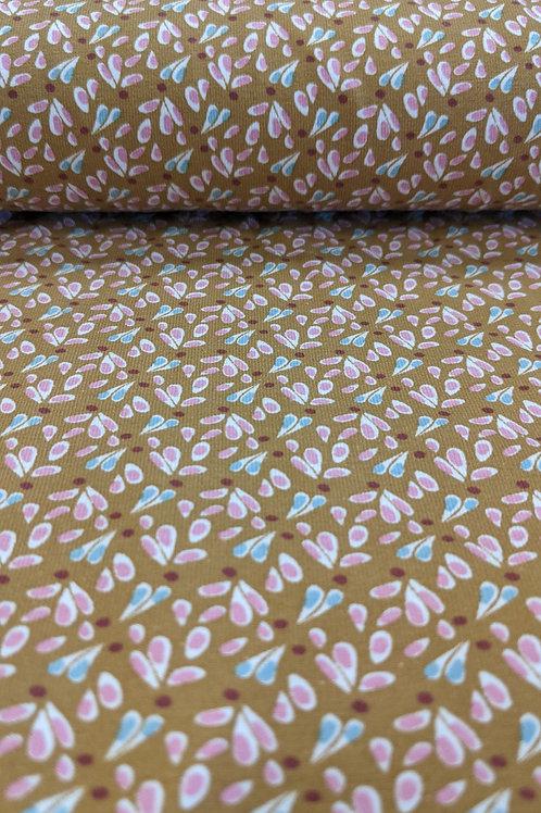 Domotex Cotton Spandex Knit Tipavao 1B