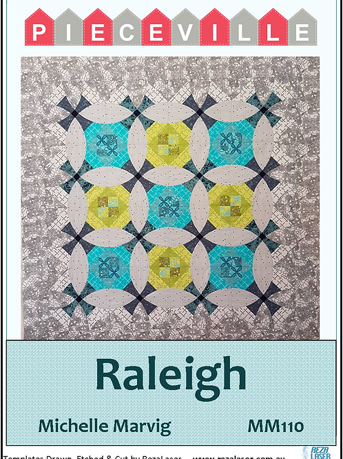 Michelle Marvig - Raleigh Template or Book