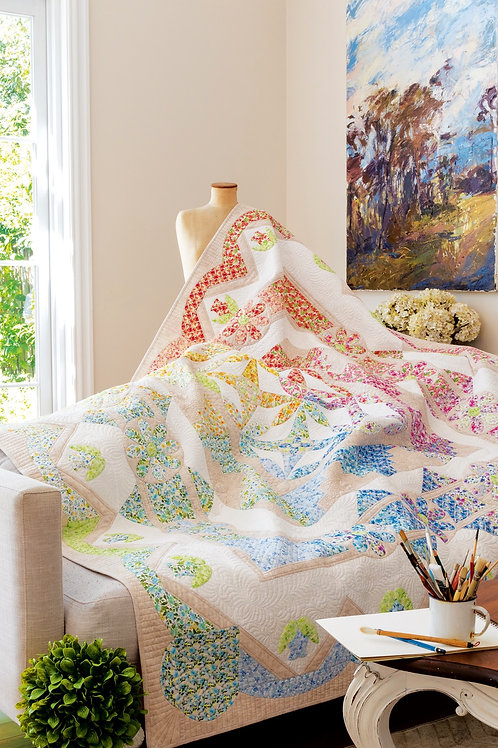 Natures Paintbox BOM fabric pack