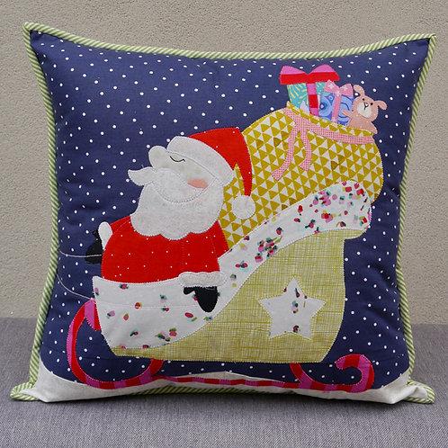 Santa Dash - Claire Turpin Designs