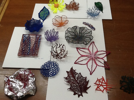 Meredith Woolnough textile artist