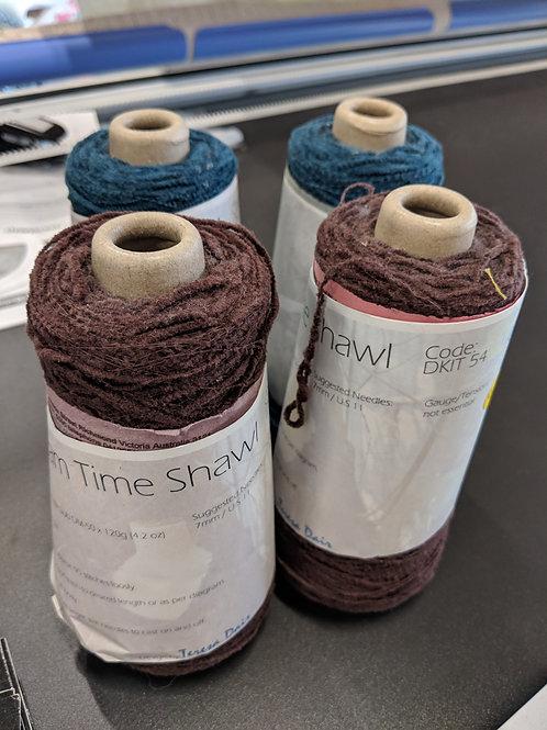 Dairing Yarns - Dream Shawl