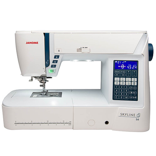 Janome S6 Sewing Machine