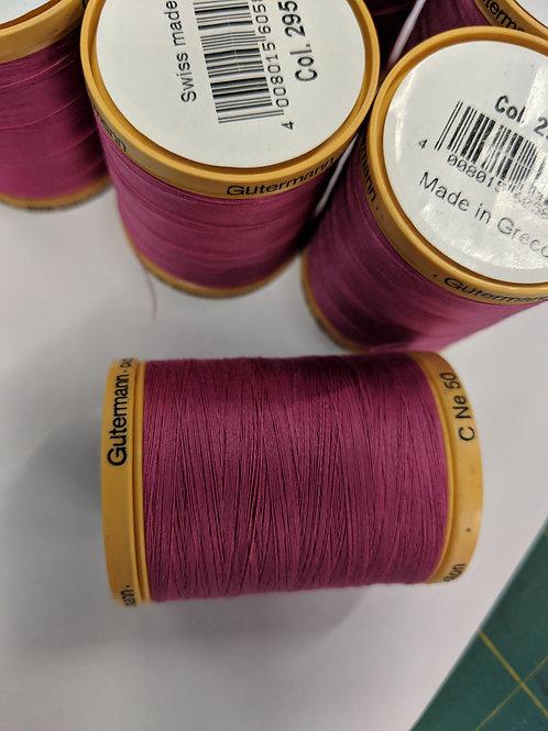 #2955 Gutermann Cotton thread 800m