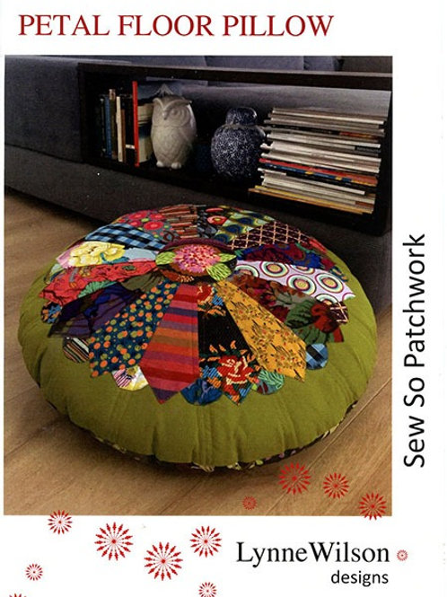 Lynne Wilson Design - Petal Floor Pillow
