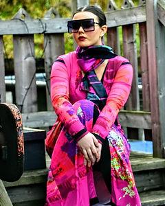 Claudia _claudia-jadie wears a long slee