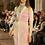 Thumbnail: Long Sleeved Maxi dress, Train print series.