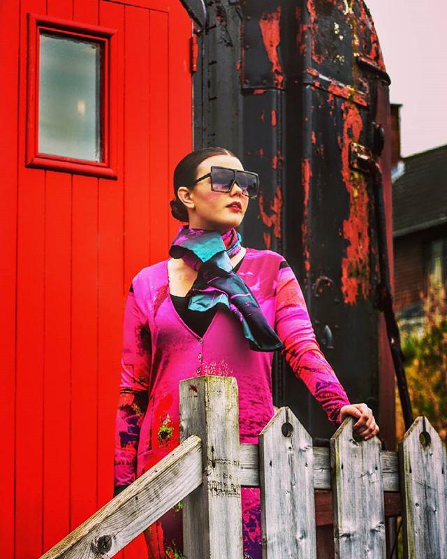 #fashionshoot #fashionphotography #steam