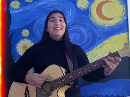 Sounds of Community: A young woman's journey to NYU
