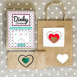 Bank holiday discount 10% off Dinky screens EtsyShop use Mayday17  Dinky screens vinyl stencil kit #