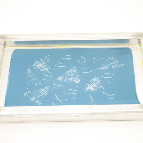 A4 Personalised Silk Screen Only With Own Image