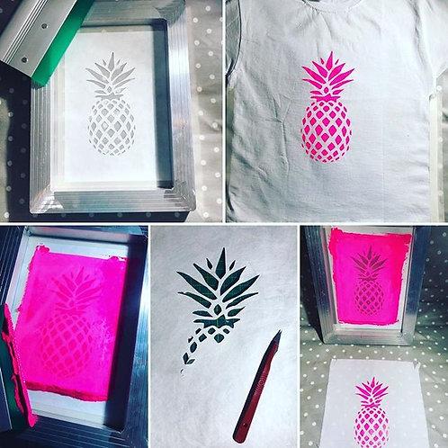 Reusable Easy Cut Waterproof Stencils Paper