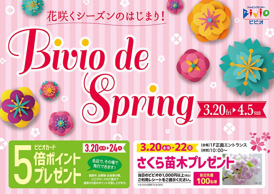 Bivio de spring