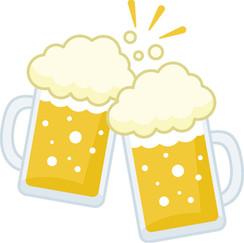 日台夜市ビール
