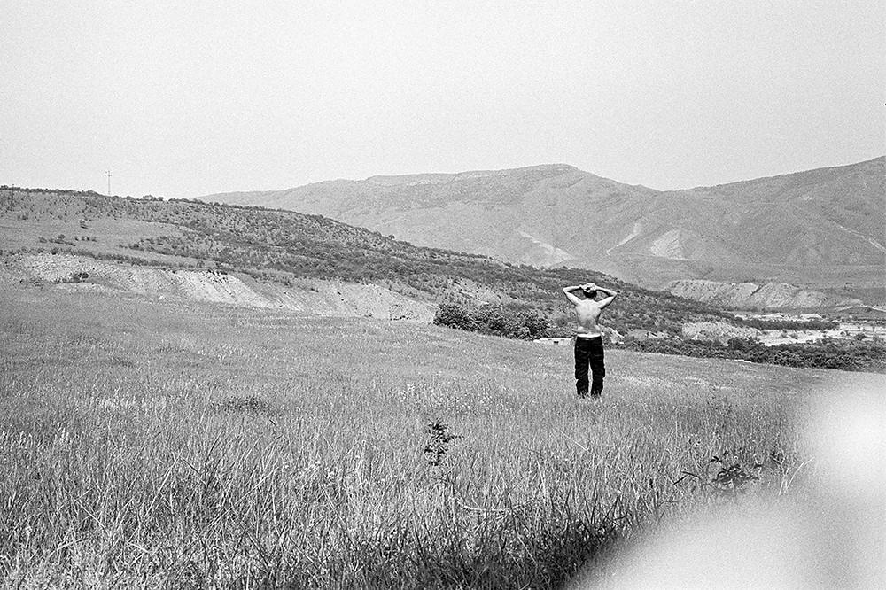Хызы. На фотографии Фотограф Санан Алескеров