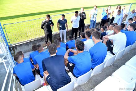 Početak priprema za sezonu 2017/18
