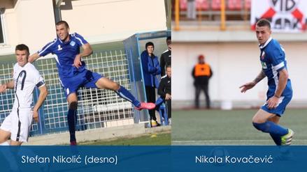 Nikolić i Kovačević nova pojačanja Radnika