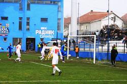 Radnik vs Radnički Niš 16.12.2015.