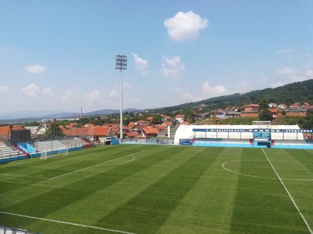 Serijal rekonstrukcija terena (FSS): FK Radnik