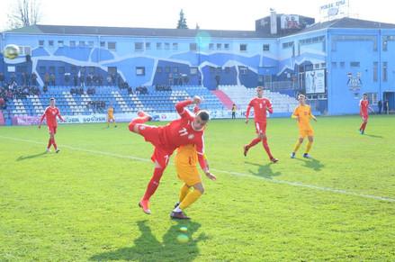 Mlada reprezentacija u Surdulici ubedljiva protiv Makedonije