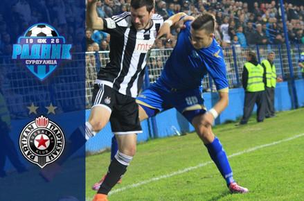 Pred duel sa Partizanom