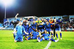 FK RADNIK SURDULICA 2016
