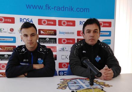 Radnik za kraj polusezone dočekuje Partizan,fond od ulaznica ide za kupovinu vozila hitne pomoći