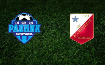 Važna utakmica u sredu sa Vojvodinom