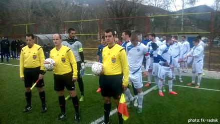 Prvi meč na Ohridu