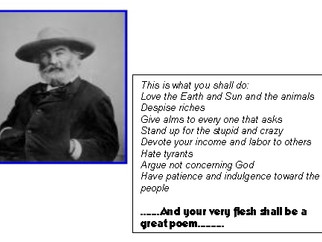Our Walt Whitman Jesus