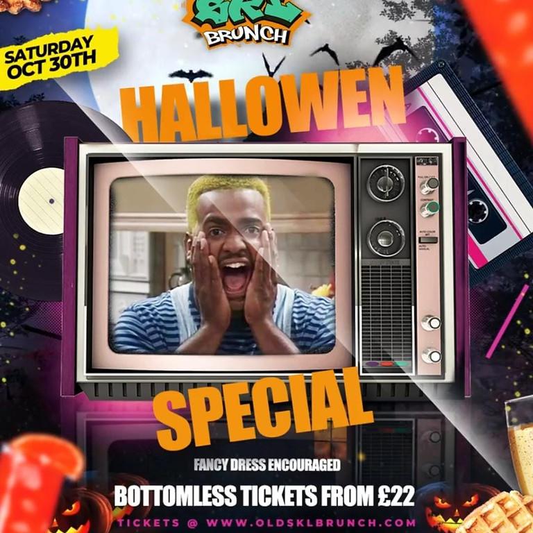 Old Skl Brunch London Halloween Special @ Proud City - 30th October