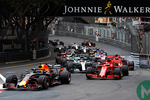 Monaco F1 Ticket + Yoga + BBQ + Drinks