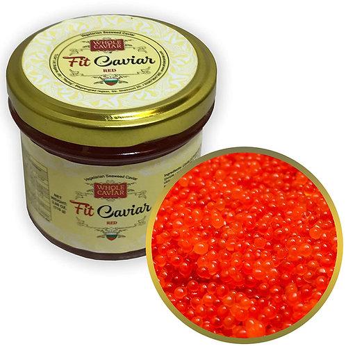 Red Caviar - Vegetarian Seaweed Caviar