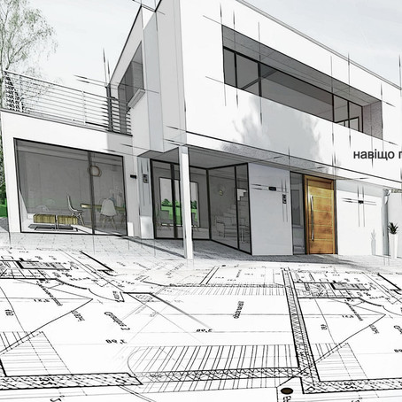 Для чого потрібен проект будинку в будівництві?