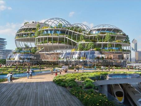 Розумне Місто Майбутнього — Фантастика чи Реальність
