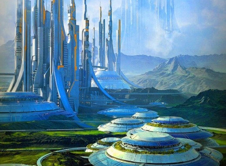 Город Будущего — Фантастика или Реальность?
