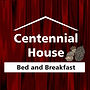 Centennial House Bed and Breakfast LOGO.