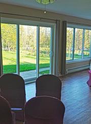 Indoor Sun Lounge (rain option)