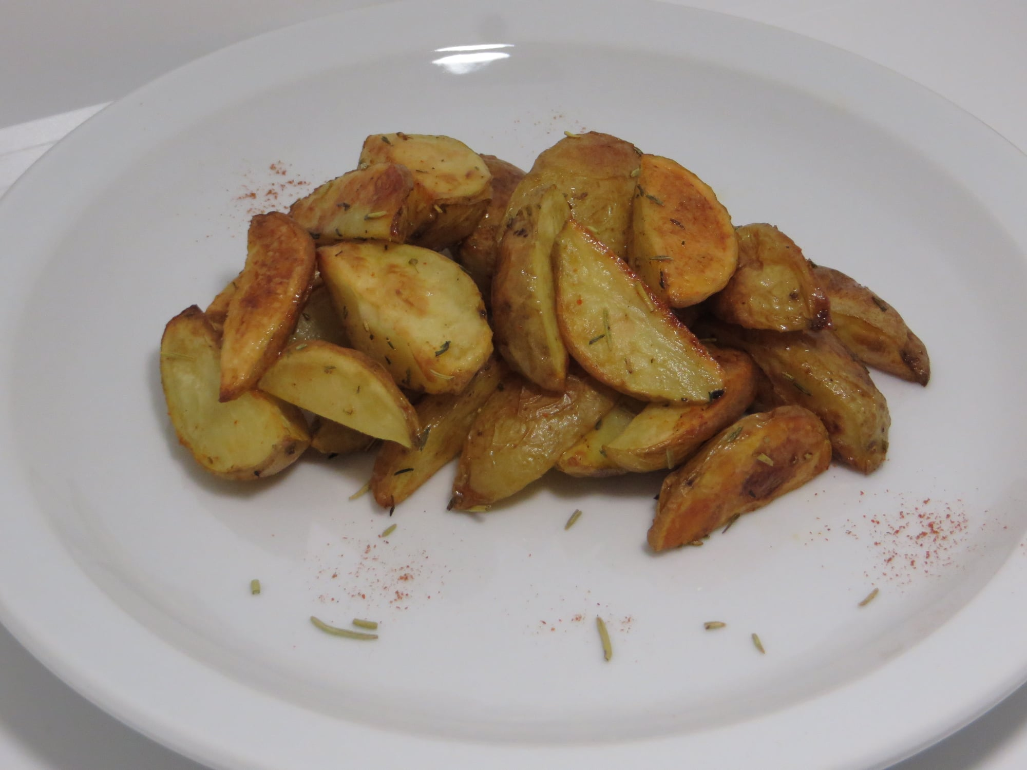 Side of Herb-Roasted Potato Gems