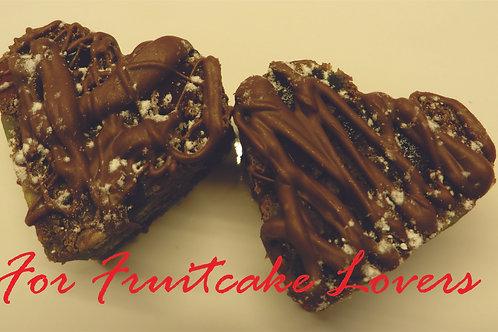 Fruitcake Hearts