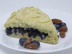 Blueberry-Almond Scone