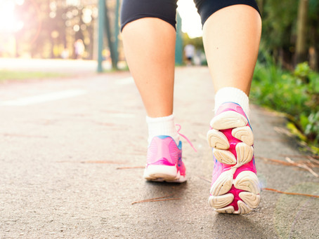Walking; A Perfect Exercise