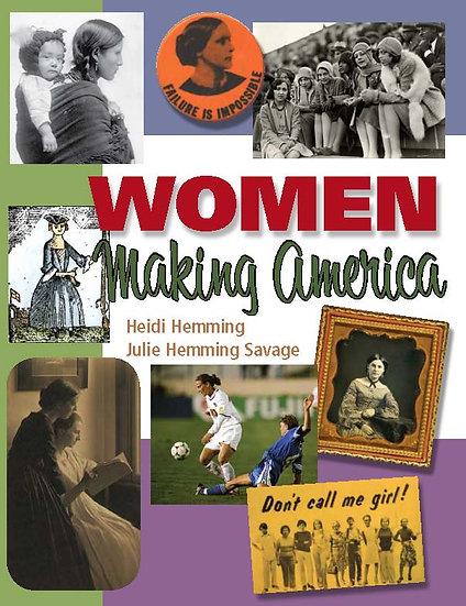 Women Making America E-book