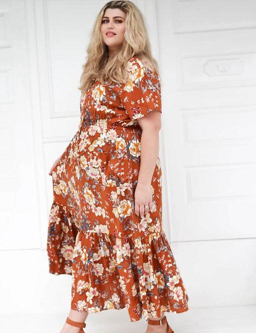 Cinnamon Maxi Dress