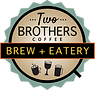 Two Brothers Coffee Brew and Eatery Logo