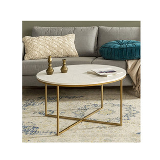 Bold Eclectic Style Coffee Table