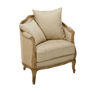 French Country style Love Chair