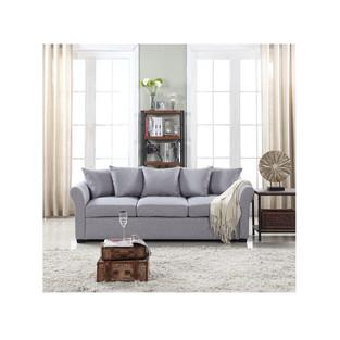 Coastal Style Classic Sofa